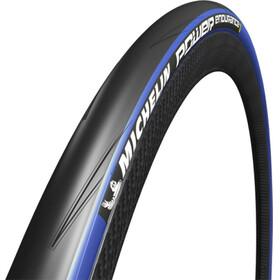 "Michelin Power Endurance Bike Tyre 28"" blue/black"